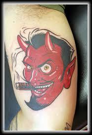 tattoopictureart com devil tattoos