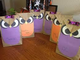 25 unique owl treat bags ideas on owl favors