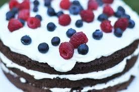 vanilla whipped cream berry chocolate cake recipe savor the
