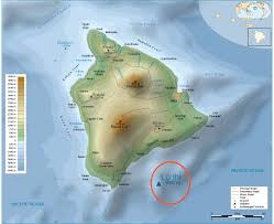 map of hawaii big island maps of big island detailed map of big island in