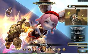 dragon nest create character new machina preview gintogami