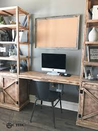 Chic Desks Diy Floating Desk For Office Towers Shanty 2 Chic