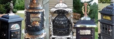 Comfort Pot Belly Stove Ginger Creek Antique Stoves Fully Restored Antique Stoves For Sale