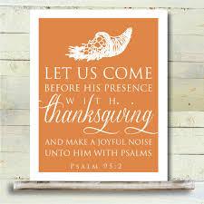 thanksgiving printable 8x10 poster bible verse psalms