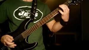 guitar black friday megadeth good mourning black friday guitar cover youtube