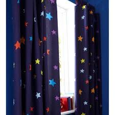 Purple Curtains For Nursery Boys Blue Outer Space Rocket Curtains Nursery Children S