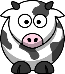 cartoon cow images free download clip art free clip art on