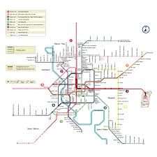 Metro Map Kuala Lumpur by What Bangkok U0027s Public Transport Network Will Look Like In 2020