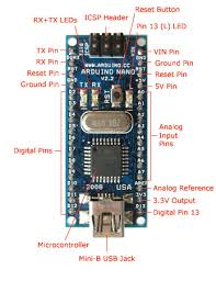 power supply powering arduino nano 12volts electrical