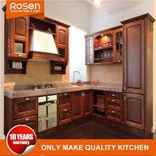 wooden kitchen design l shape china l shape antique furniture solid wood kitchen cabinets