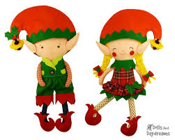 sewing patterns christmas elf elf clothes sewing pattern