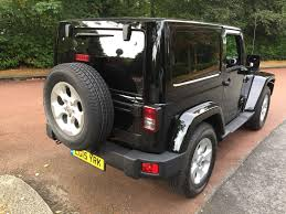 used jeep rubicon for sale used 2015 jeep wrangler crd overland for sale in purley surrey