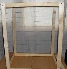 bricolage chambre fabrication chambre de culture construire box de culture homebox