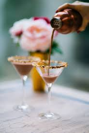 martini fancy the londoner nutella martinis