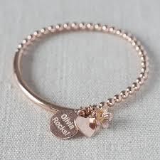 bracelet rose images 14k rose gold filled bracelet by oh so cherished jpg