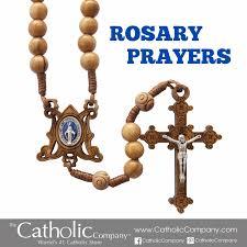 catholic rosary learn the rosary prayers the catholic company
