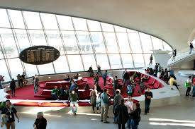 Departures Home And Design Media Kit Jfk Airport U0027s Dormant Twa Terminal Will Be Reborn As A Hotel