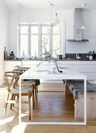 Scandinavian Dining Room Furniture Best 25 Scandinavian Dining Table Ideas On Pinterest