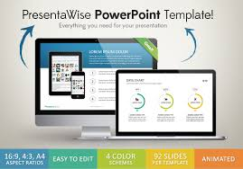 elevato powerpoint presentation template by graphicadi graphicriver