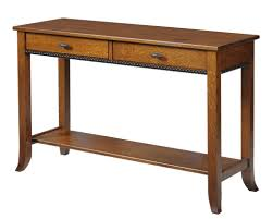 Amish End Tables by Amish