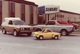 subaru brat 7 discontinued cars we u0027d like to see return carfax blog