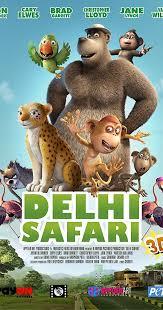 safari cartoon delhi safari 2012 imdb