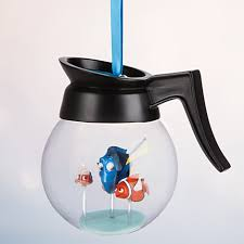 just keep swimming with finding dory ornaments