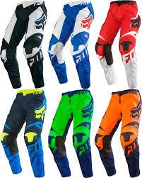 fox motocross trousers 74 22 fox racing mens 180 race riding pants 235530
