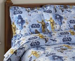 yes please a new star wars bedding set geekologie