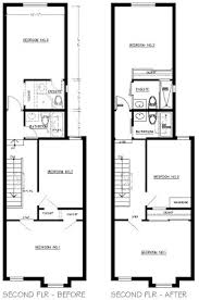 row home plans 6 row house plans find house plans