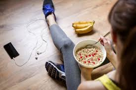 cuisine pour sportif sport pour récupérer après l effort mangez santé