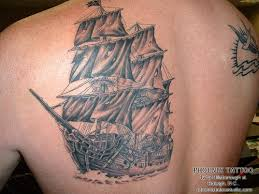 auntie em u0027s tattoos ship tattoo the black pearl