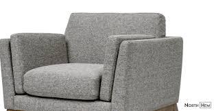 Gray Armchair Ceni Lounge Chair Grey Armchair Pebble Grey