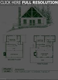 home design floor plan 80555pm f1 1 bedroom cottage house plans i