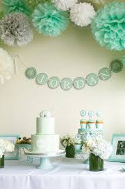 yellow and gray baby shower decorations mint green baby shower decorations decoration wedding my grey