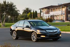 Acura Sports Car Price 2017 Acura Rlx Offers More Features But Base Model Gets 3 480