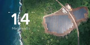 solar city tesla converted an entire island to solar with new microgrid