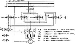 cr4 thread star delta connection diagram