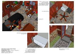 home garden plans lh100 log house plans log house design