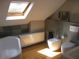 bathroom adorable small attic bathroom with yellow subway tile