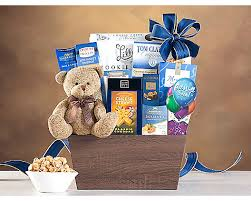 get well soon gift basket s get well soon teddy gift basket at gift baskets etc