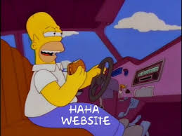 Haha Simpsons Meme - i bent my wookiee frinkiac the simpsons visual search engine