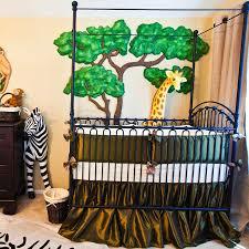 Olive Bedding Sets Olive Green Taffeta Crib Bedding Set By Crown Interiors