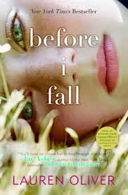 before i fall by oliver