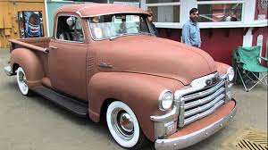 Vintage Ford Truck Body Parts - 1950 gmc truck youtube