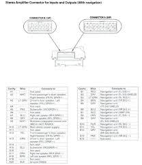 1994 honda accord ex factory stereo wiring color honda wiring