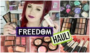 Freedom Collection Subscribe Freedom Makeup London Haul Youtube