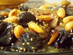 cuisiner les pruneaux tajine viande aux pruneaux plat pour ramadan recette les