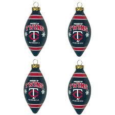 minnesota teardrop ornaments set of 4 free shipping on