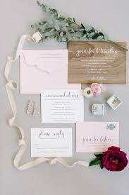 wedding invitations san antonio rustic wedding of stationary and